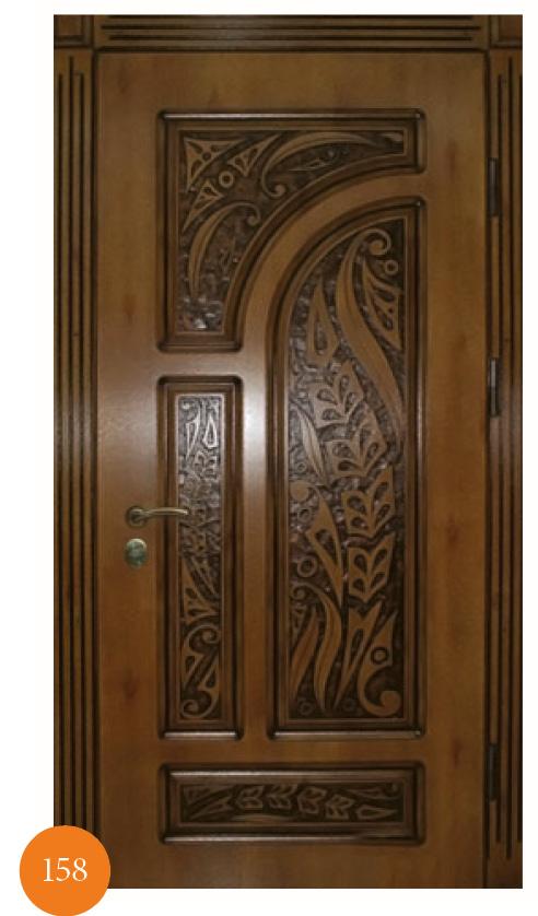 двери металлические большой проем