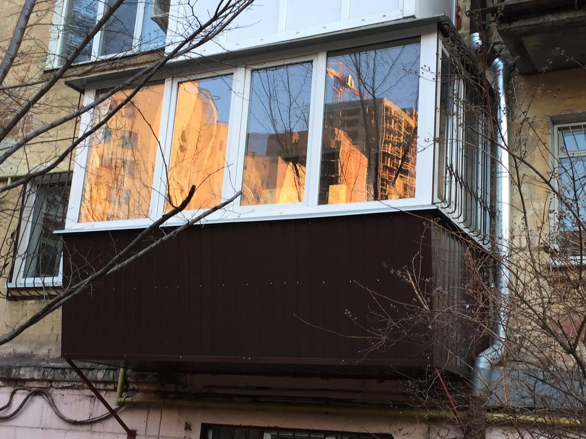 Окно балкон пластиковое цена от 13214руб. пластиковые окна д.