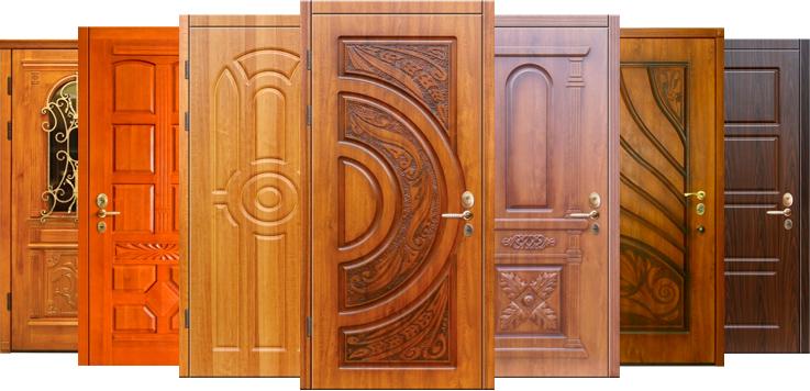 Двері вхідні в Рівному